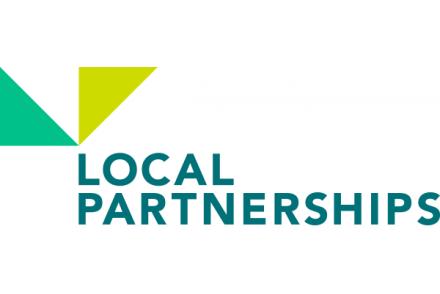 Local Partnerships Logo