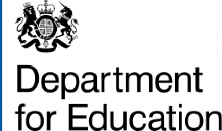 DfE Corporate logo Logo