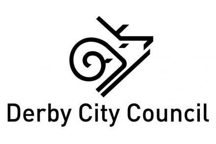 DCC black logo Logo